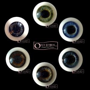 06.08.2018 - Neulieferung Lauscha HQ-Crystal Design Augen eingetroffen! / New shipment Lauscha HQ-Crystal Desing eyes arrived!